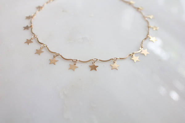 Star Dust Necklace