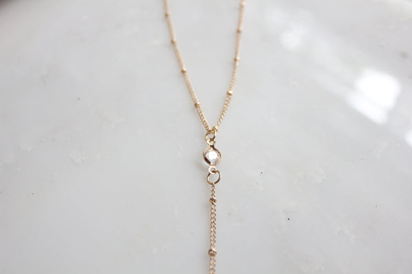 Cosmic Love Lariat Necklace - Hippie Kids