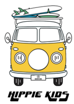 Daisy the Surfer Van - Hippie Kids