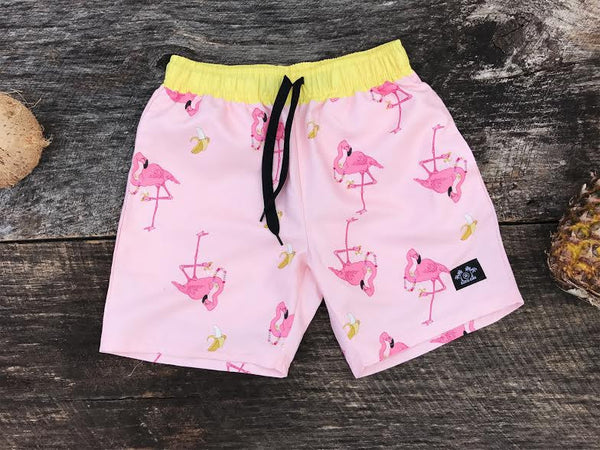 Flamingo Boardshort