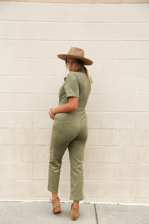 Blue ridge jumpsuit