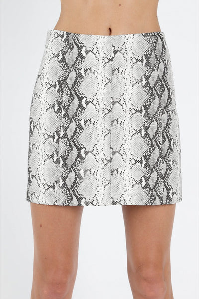 Snake skin skirt - Hippie Kids