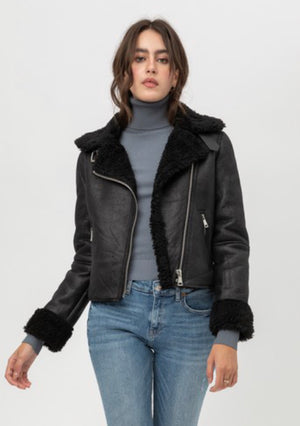Black Lex Jacket