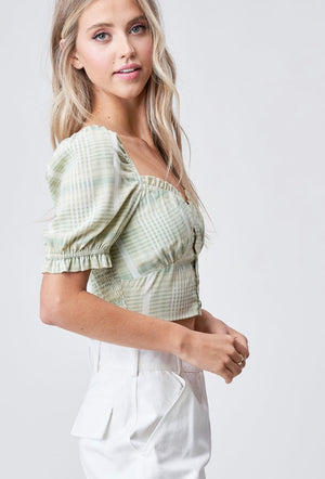 Tybee Blouse - Hippie Kids