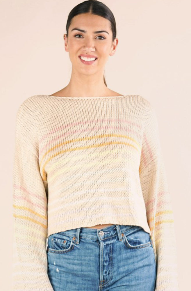 Summer sun sweater