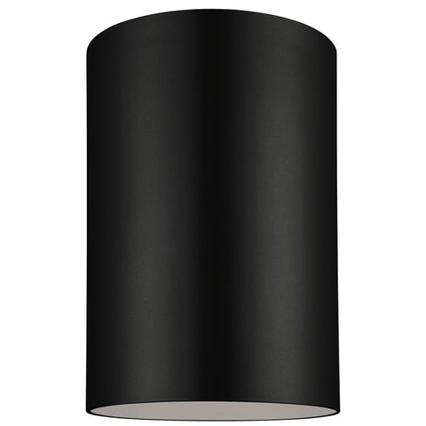 Cylinder Down Light, Flush Mount