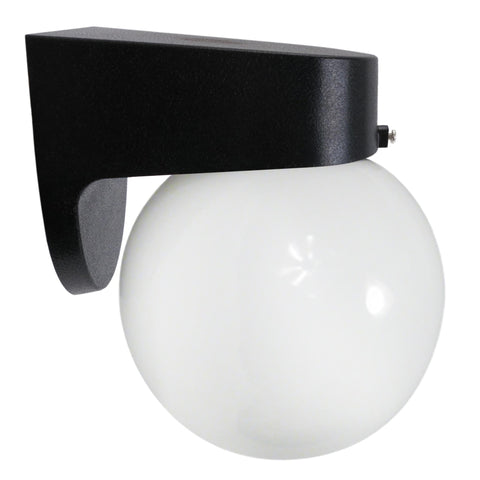 Outdoor Globe Wall Mount