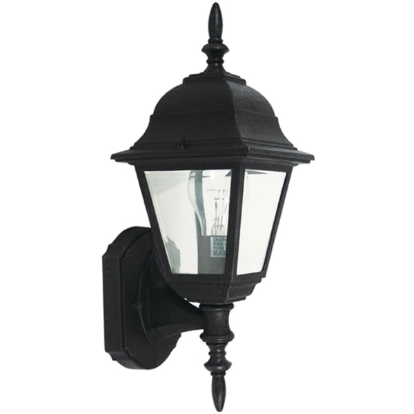 4-Panel Outdoor Decorative Coach Lantern