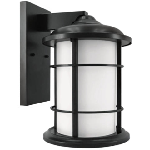 "14"" Caged Coach Lantern"