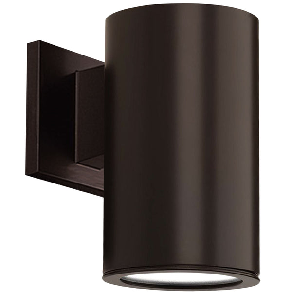Cylinder Down Light Wall Sconce Lumivert Lighting