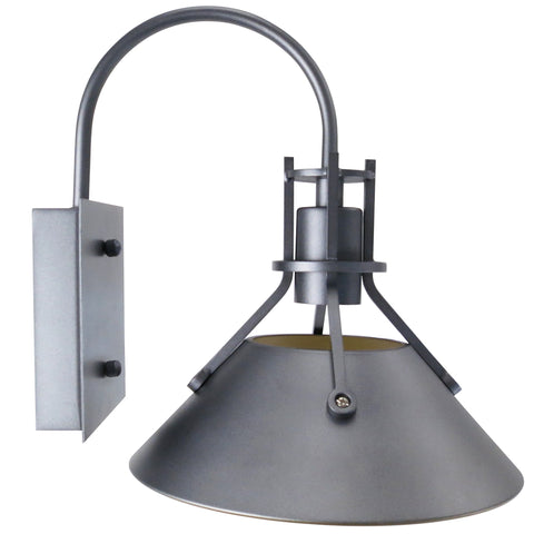 Conical Shade Sconce