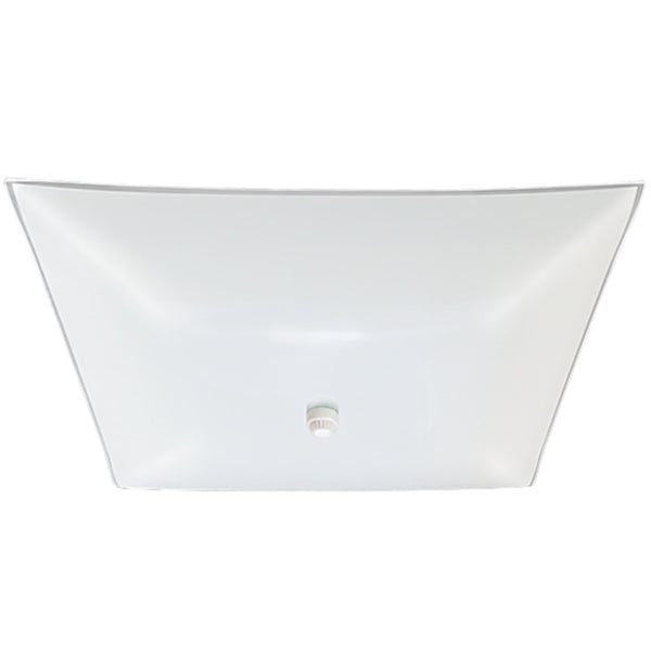 Opal Square Flush Mount