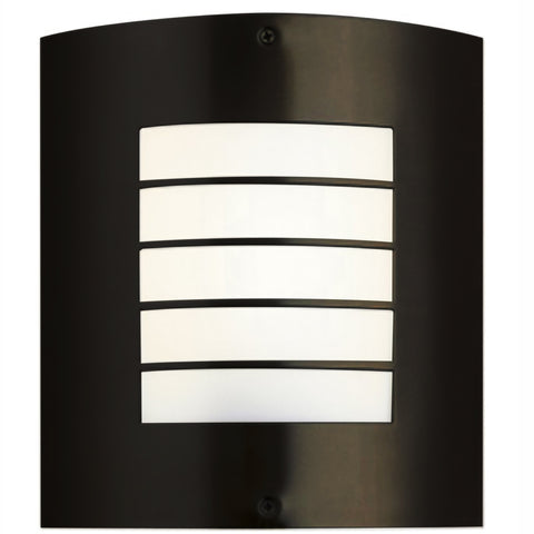 Architectural Metal Wall Sconce