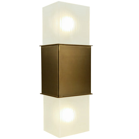 2-Light Directional Wall Sconce