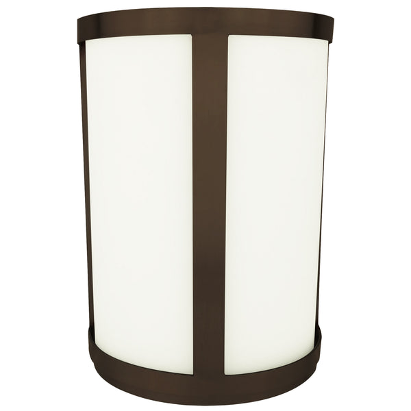 Half-Cylinder Wall Sconce