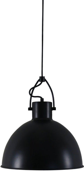 1-Light Contemporary Dome Pendant