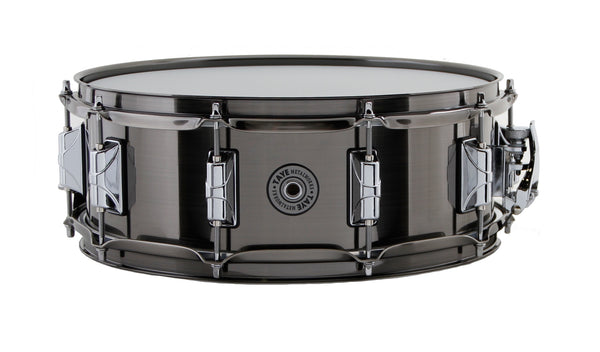 Taye Metalworks Snare Brushed Black Nickel Brass 05x14