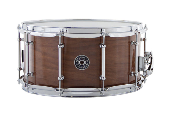 Taye Specialty Snare Walnut/Maple Hybrid-Natural Walnut
