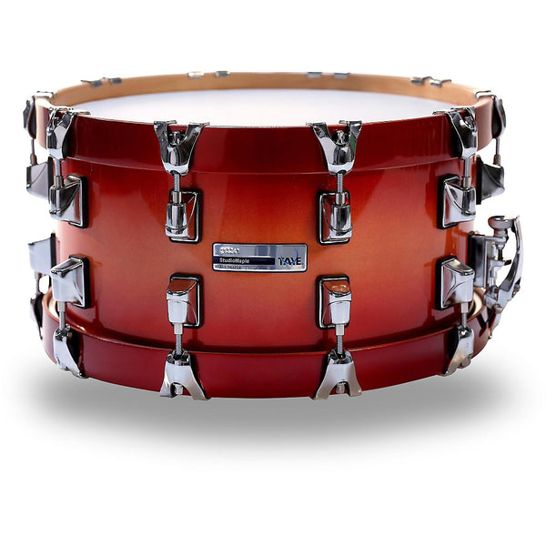 Taye Studio Maple Snare Candy Red 07x14