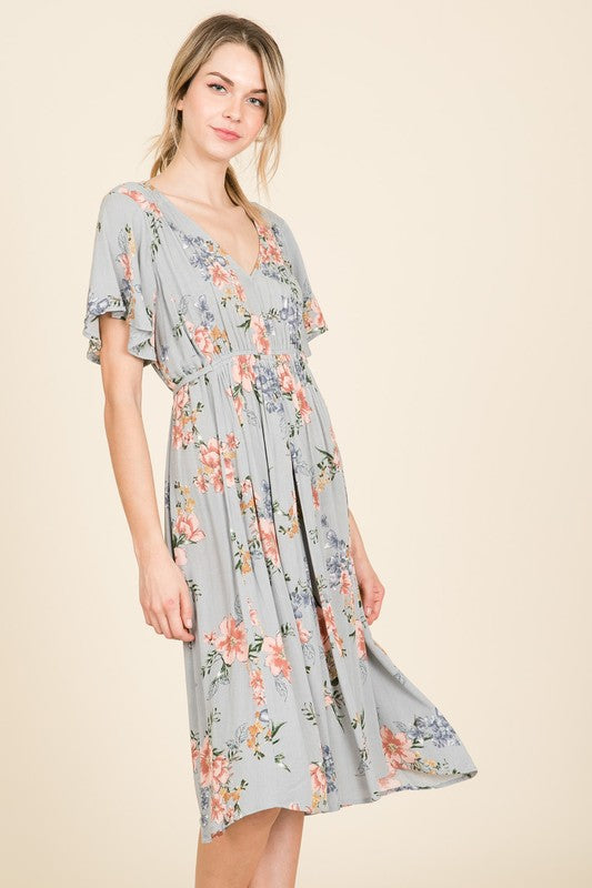 Wildflowers and Summer Days Dress