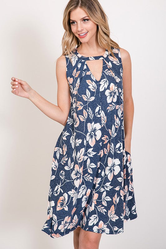 Sweet Country Lane Dress