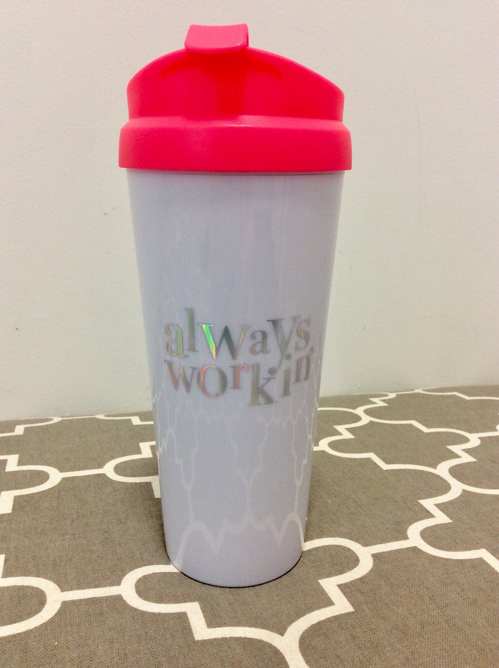 Always Workin' Thermal Mug