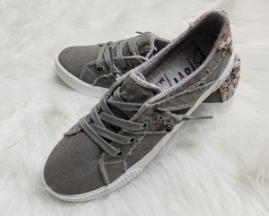 Blowfish Fruit Sneaker - Wolf Grey