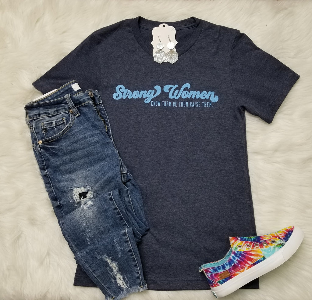 Strong Women Graphic Tee