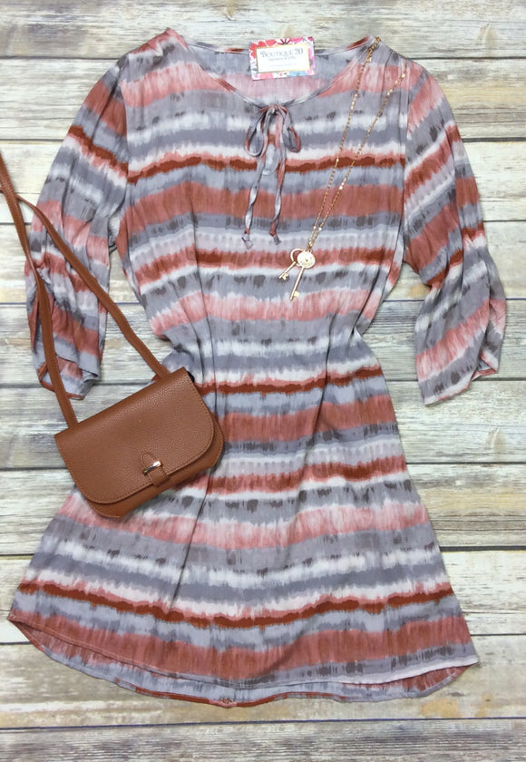 Pumpkin Spice Latte Fun Dress