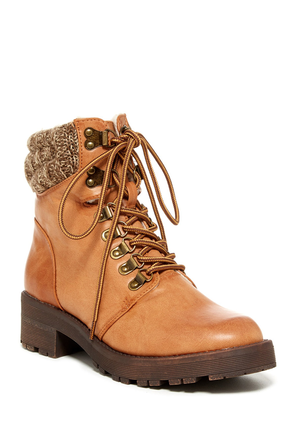 MIA Maylynn Lace Up Boots