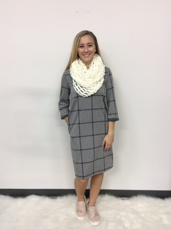 Charming Charolette Plaid Dress