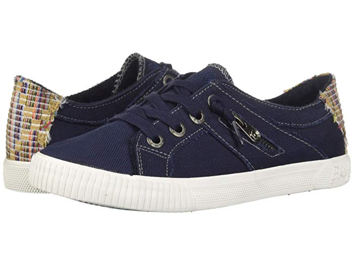 Blowfish Pure Navy Fruit Lace Up Sneaker