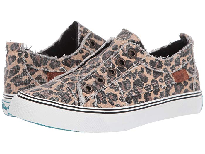Blowfish Play Natural City Kitty Sneakers