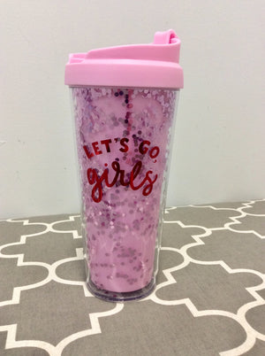 Let's Go Girls Thermal Mug