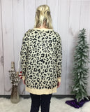 Day Made Printed Button Front Cardigan