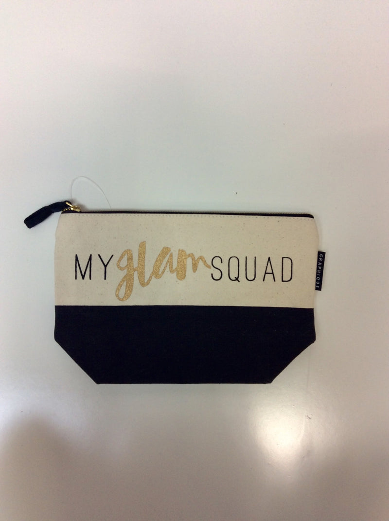 My Glam Squad Makeup Pouch
