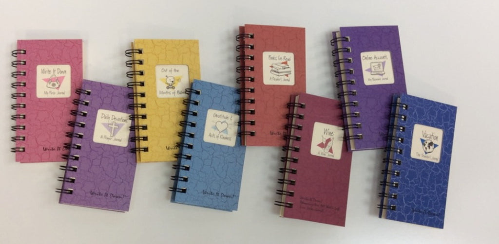 Mini Purse Journals