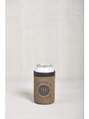 Mona B. Beer People Can Koozie