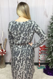 Wild Winter Dress