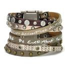 Good Works Mineral Come Together Bracelet - Believe You Can