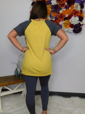 Simply Stated Thermal Top- final sale