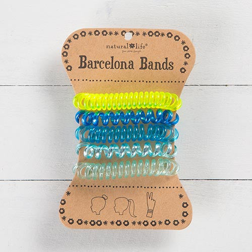 Natural Life Turquoise Barcelona Bands