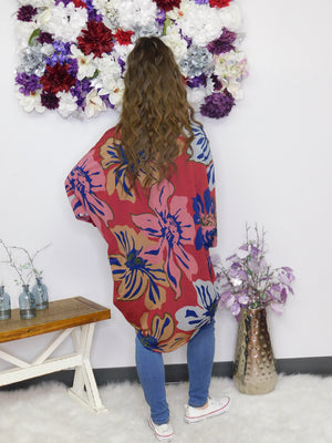 Where The Wildflowers Grow Cardigan