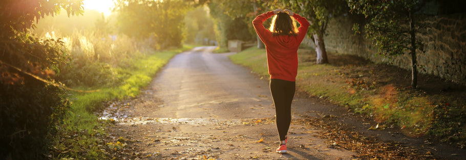 Running and Positive Mental Health