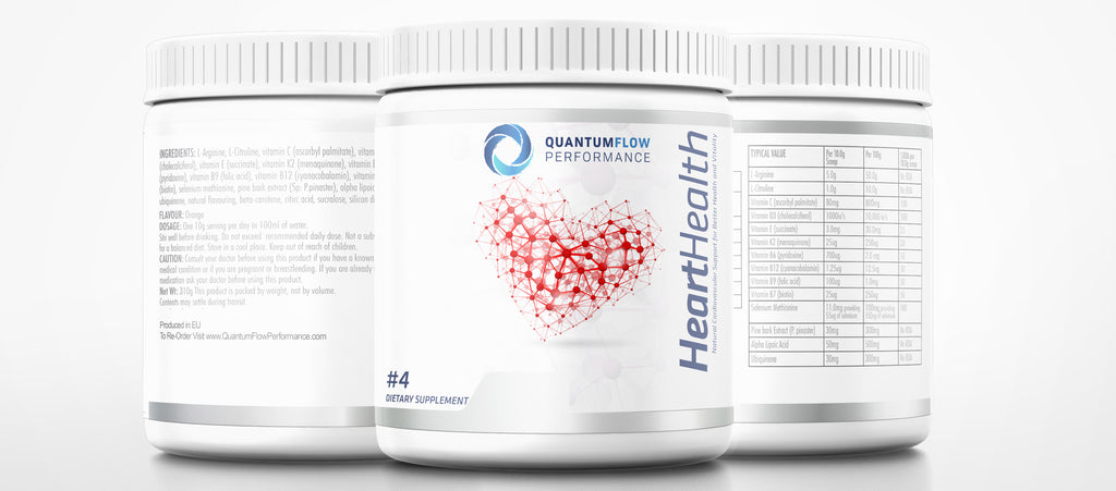 Heart Health Supplement