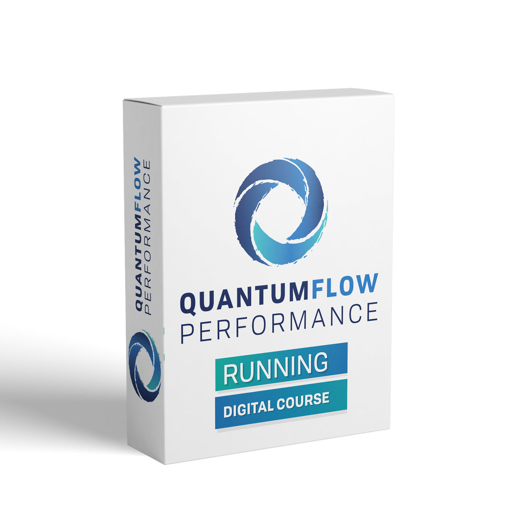 Quantum Flow Running - Digital Course