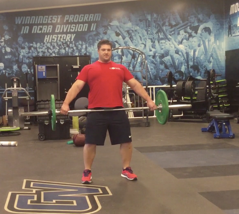 Lecture - Throws Specific Weight Room Variances