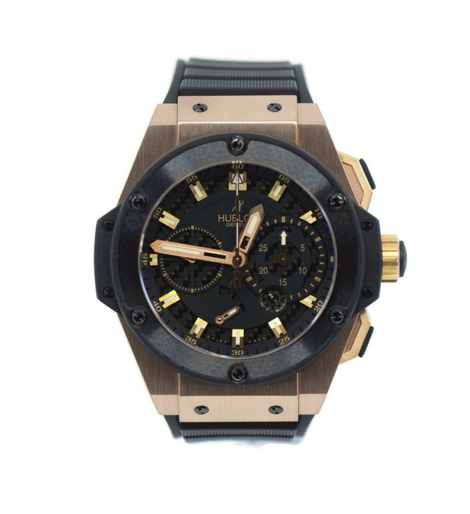 Hublot King Power Split Second 18K Rose Gold Watch 709.OM.1780.RX