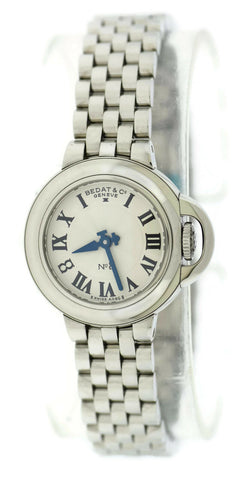Bedat & Co No. 8 Stainless Steel Watch 827.011.600