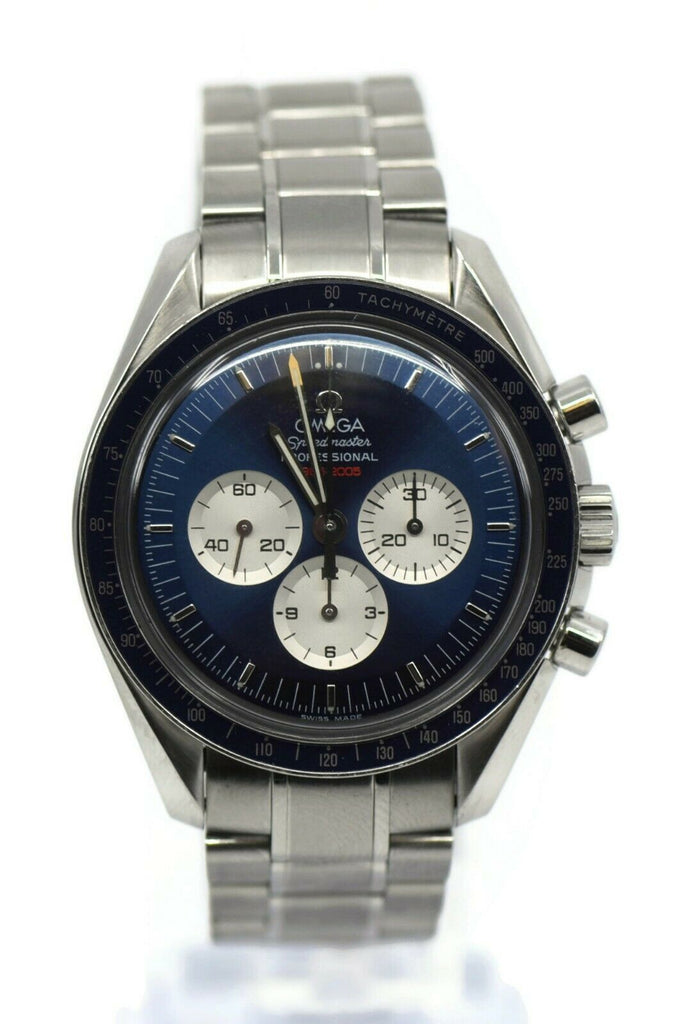 Omega Speedmaster Gemini 4 Chronograph Stainless Steel Watch 3565.80